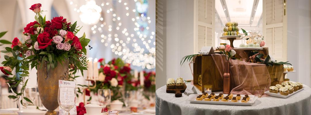 Chijmes Hall | Wedding Reception | Wedding Banquet | Solemnisation with Buffet Reception