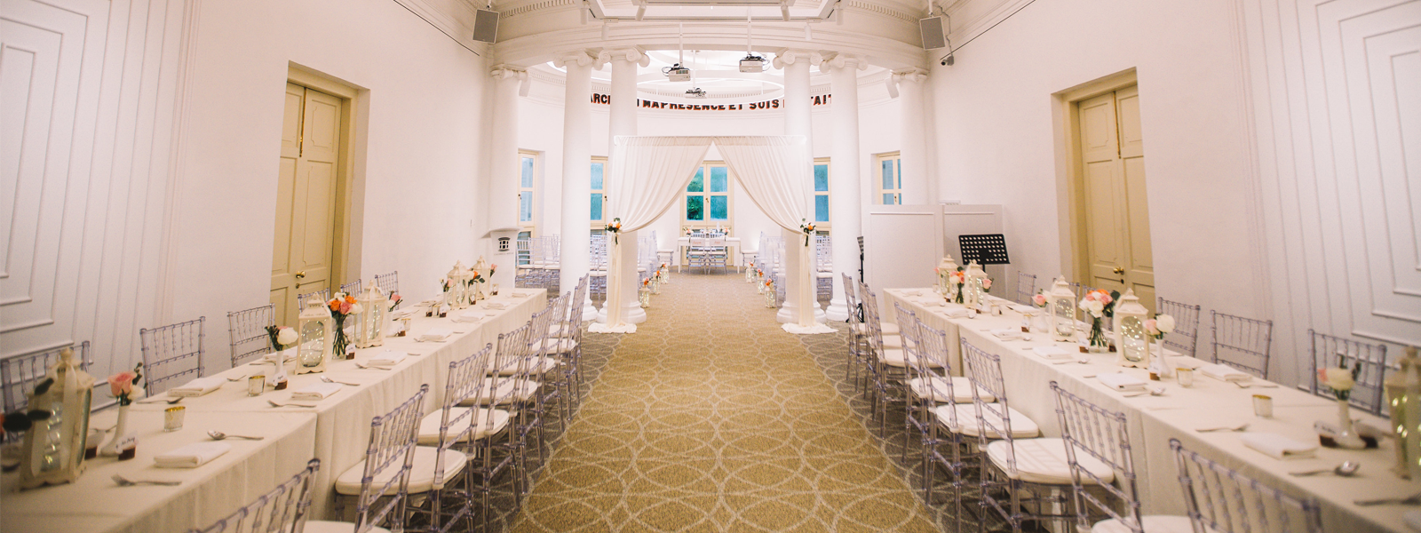 Perfect for Intimate Weddings and Solemnisations | A National Monument of Singapore
