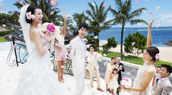 Overseas Wedding
