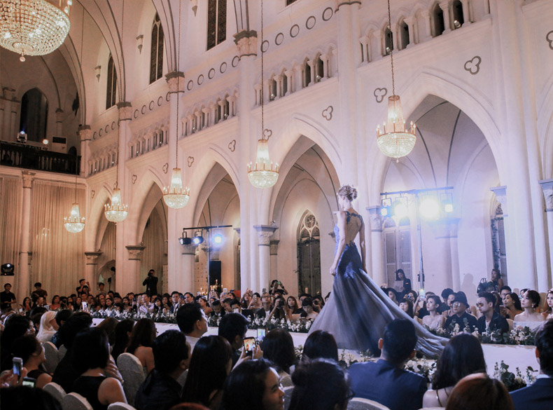Chijmes Hall | Events Space | Fashion Show | Runway Show | Product Launch | Private Event