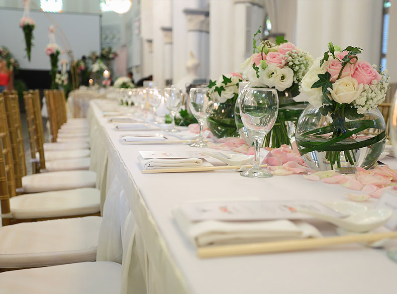 Wedding Reception | Wedding Banquet | Weddings in Singapore