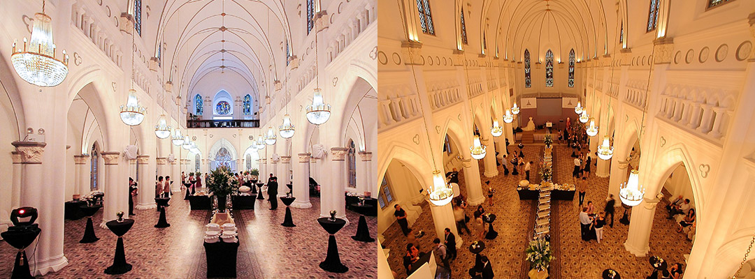 Chijmes Hall | Events Space | Dinner and Dance | Gala Dinner | Corporate Function | Function Hall