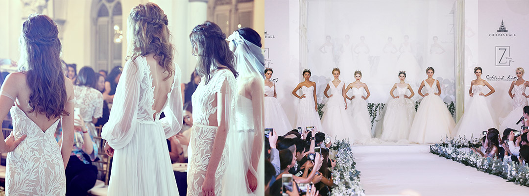 Event Venues in Singapore | Product Launch | Fashion Runway | Chijmes Hall and Alcove at Caldwell House