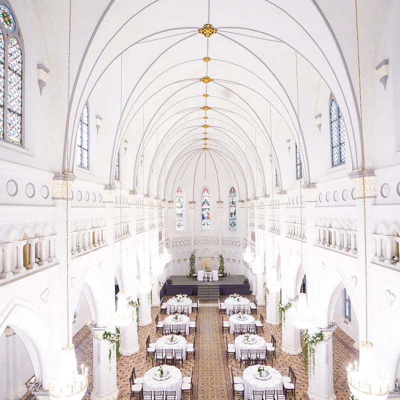 CHIJMES Hall | Events Venue